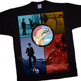 Pink Floyd Welcome to the Machine T-shirt